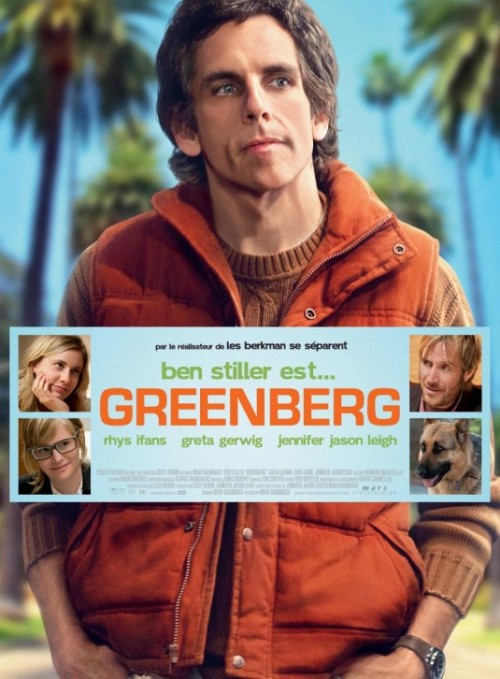 Can Ben Stiller play just ONE roll that doesn't stress me out?  Greenberg had such potential to be relatively stress free…