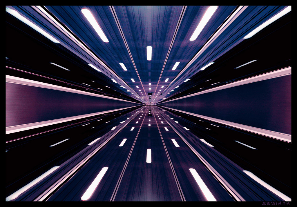 time tunnel | Flickr - Photo Sharing!