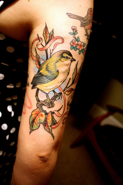 delacroix:  Tatttttttoo (by Devon Smith)