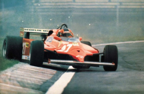 jesouhaite:  forsurescuderiasf1:  Gilles Villeneuve = ultimate racing driver.   \o/ my middle name is Gilles…after him =]