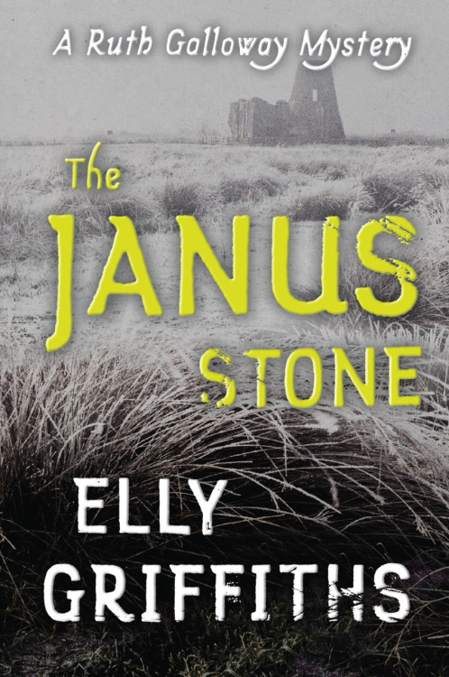 Monday excerpt time! Acclaimed author Elly Griffiths reintroduces us to Ruth Galloway in The Janus Stone, the follow-up to The Crossing Places. For a new excerpt, click the image above. About the book: It's been only a few months since archaeologist Ruth Galloway found  herself entangled in a missing persons case, barely escaping with her  life. But when construction workers demolishing a large old house in  Norwich uncover the bones of a child beneath a doorway—minus its  skull—Ruth is once again called upon to investigate. Is it a Roman-era  ritual sacrifice, or is the killer closer at hand?Ruth and Detective  Harry Nelson would like to find out—and fast. When they realize the  house was once a children's home, they track down the Catholic priest  who served as its operator. Father Hennessey reports that two children  did go missing from the home forty years before—a boy and a girl. They  were never found. When carbon dating proves that the child's bones  predate the home and relate to a time when the house was privately  owned, Ruth is drawn ever more deeply into the case. But as spring turns  into summer it becomes clear that someone is trying very hard to put  her off the trail by frightening her, and her unborn child, half to  death.The Janus Stone is a riveting follow-up to Griffiths's acclaimed The Crossing Places.