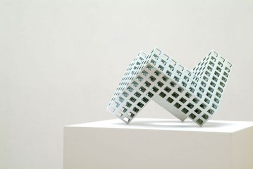 Yoichiro Kamei: Lattice Receptacle #11