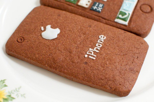 iPhone cookies ?
