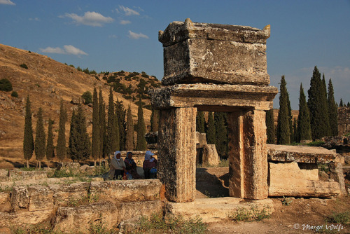 Necropolis, Hierapolis - Turkey