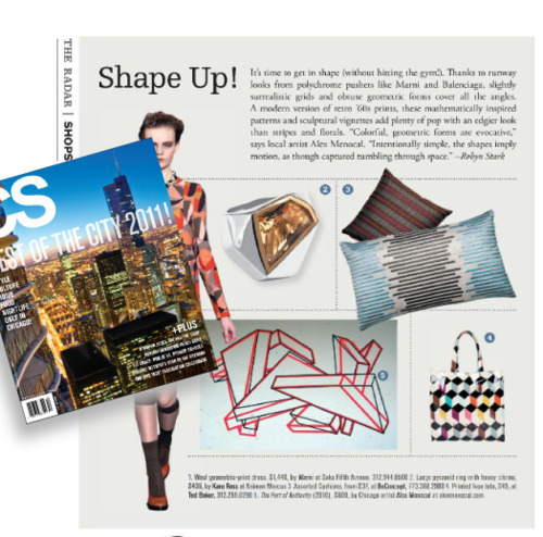 CS Magazine's Best of the City issue - I'm in a little blurb about geometric stuff. Thanks to all the good people over at modern luxury! See the full-resolution image of this drawing here: http://bit.ly/e7EIDI