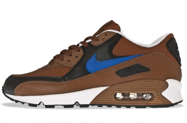 Nike Air Max 90 [Pecan Brown]