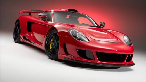 customtunedcars:  Porsche Carrera GT