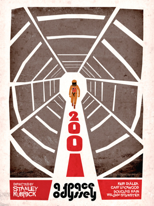 2001: A Space Odyssey by Adam Maida