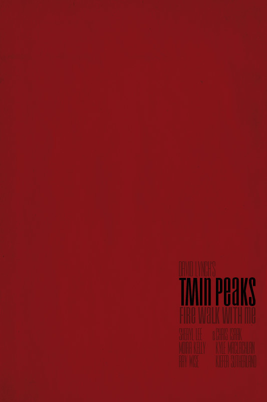 Twin Peaks Tribute 2 And here is the second variation, with Fire walk with me