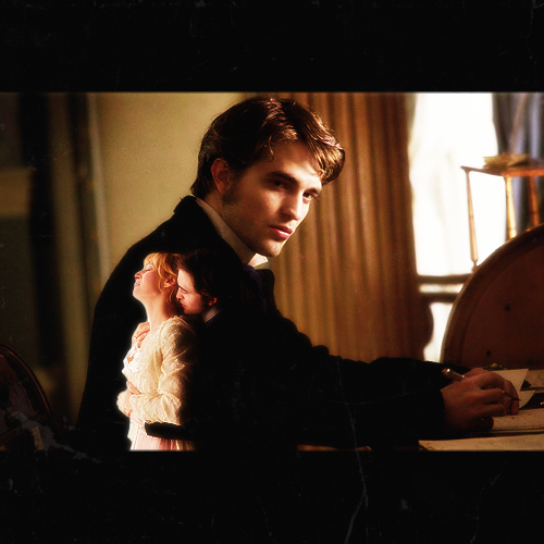 New 'Bel Ami' still of Robert. And I'm dead.