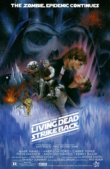 Zombie Wars Continues~Episode V: The Living Dead Strike Back