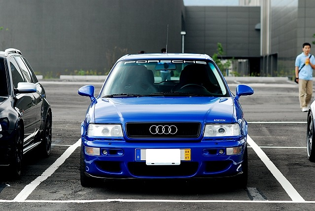 Audi RS2 by brockdkeen [Porsche Makes Everything Better]
