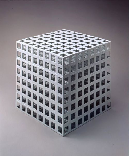 Yoichiro Kamei: Lattice Receptacle #12