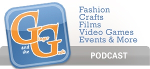 "The latest episode of Ginger and the Geek will blow your face off: Fashion. Local theater. Sports.  Flash fiction. Muppets. We got it all, including five guests this week.  Plus, find out the type of man Kat considers the ""marryin' kind."""