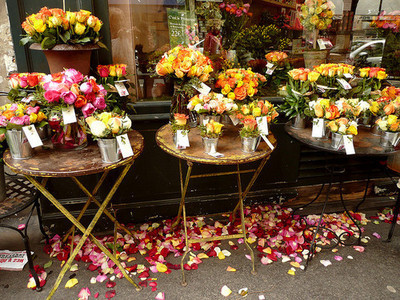 | ♕ |  Fleuriste à Paris  | via fime