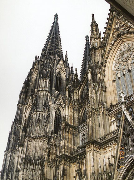 Submitted by damianchills Cologne Cathedral, Germany (1248-1880) Thank you for the submission.