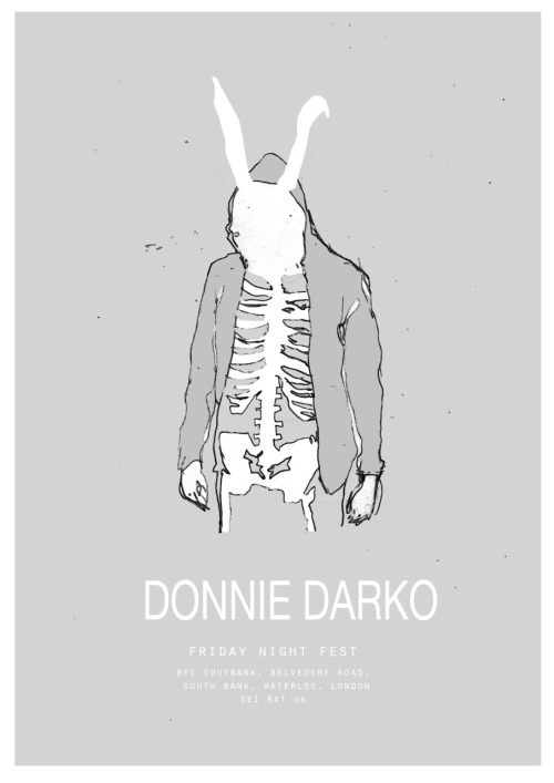 Donnie Darko by Matthew Robinson