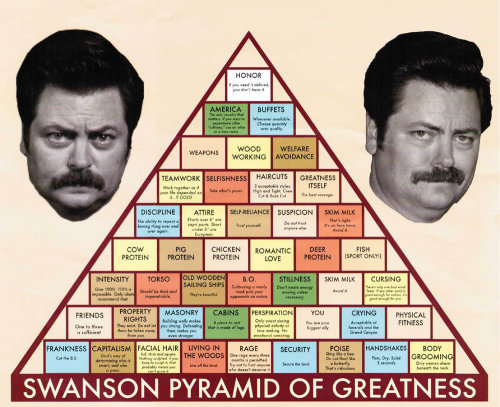 sarahpalin-mamabear:  Swanson Pyramid Of Greatness