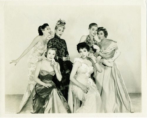 """The Opposite Sex"" starring Ann Miller, Dolores Gray, June Allyson, Joan Collins, Ann Sheridan, and  Joan Blondell. 1956"