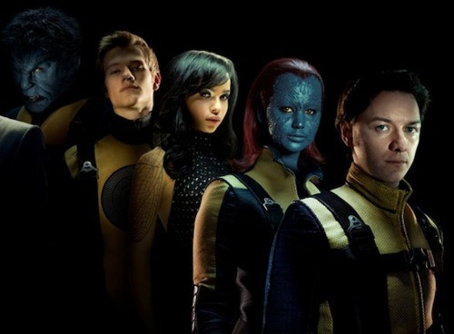 X-Men: First Class first look!