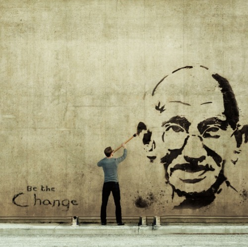 Pic of the Day: Be the Change - My Modern Metropolis