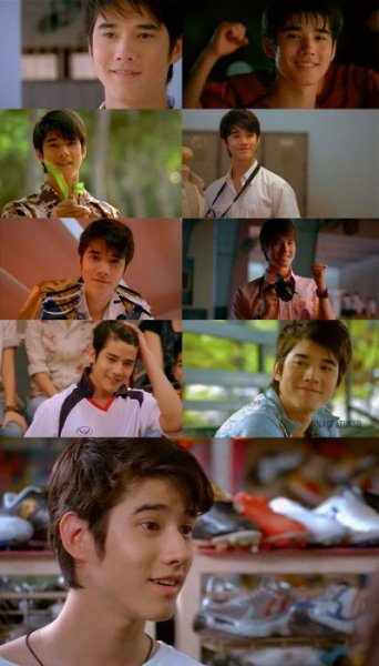 """I love this movie so much. It's a Thai Movie entitled """"Crazy Little Thing called Love"""" That's Mario Maurer, the lead actor. :)"""