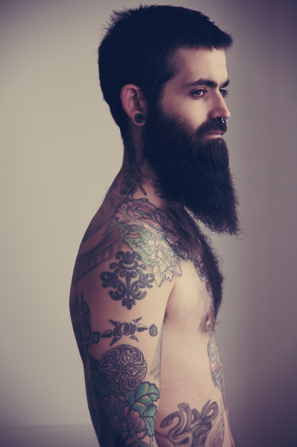 anthonyamadeo:  Kenny for the INKED series…