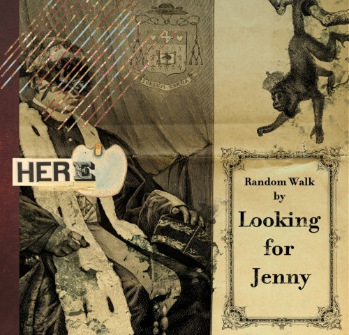 "Looking for Jenny // Random Walk EP If there is one thing that I have come to associate with Brazilian label Transfusão Noise Records, it is just that: noise. Now this is not a bad thing, not at all. I happen to love noise and fuzz and reverb. I won't go into the reasons why my brain loves all things lo-fi, just know that it does.  So when I'm craving some scuzz, Transfusão is one of the first places I look. I've discovered some amazing noisy Brazilian bands there, such as: Babe Florida, The John Candy, and Carpete Florido. Well, this week one such artist spared me the research by sending me his band's EP. They are called Looking for Jenny and they really know where to put the fuzz. If you're looking for some good noise pop to make your eardrums tingle, then look no further. You can download the nine-track EP for free on the label's site. … badda boom: ""I'll Let You Fall"""