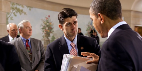 Paul Ryan to Deliver GOP Response  Wisconsin Rep. Paul Ryan, one of the Republican Party's leading deficit hawks, will deliver the GOP response to President Obama's State of the Union address next week. Ryan has earned respect among Republicans for his plan to return the federal government to solvency with controversial measures like privatizing Social Security.
