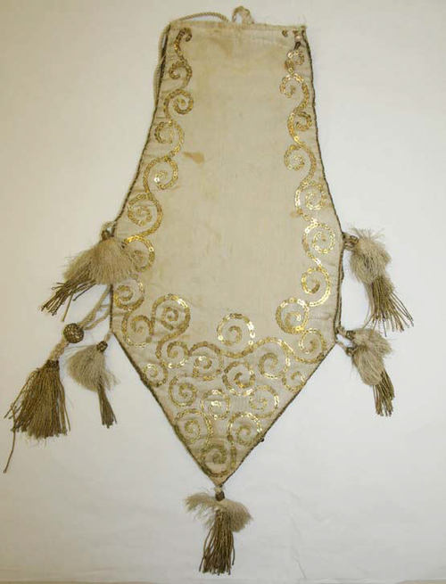 Bag (Reticule)The Met   ca. 1801