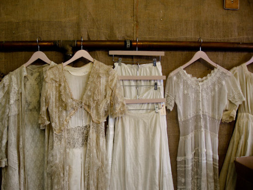 quieter: walking-couture: Lace and sheer fabrics are so versatile.