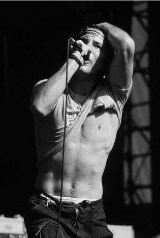 Eddie Vedder, California 1992