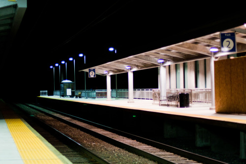Etown train station, my last stop here… for a while.