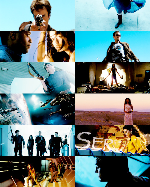 68. 100 movies | Serenity   No more runnin'. I aim to misbehave.