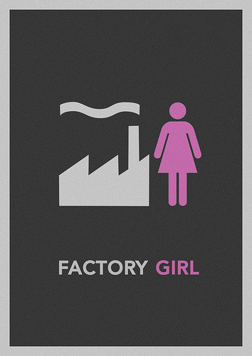 Factory Girl by Tiger Pixel