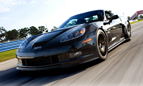 Pratt & Miller Corvette C6RS - racing expertise applied to a road-going Corvette.