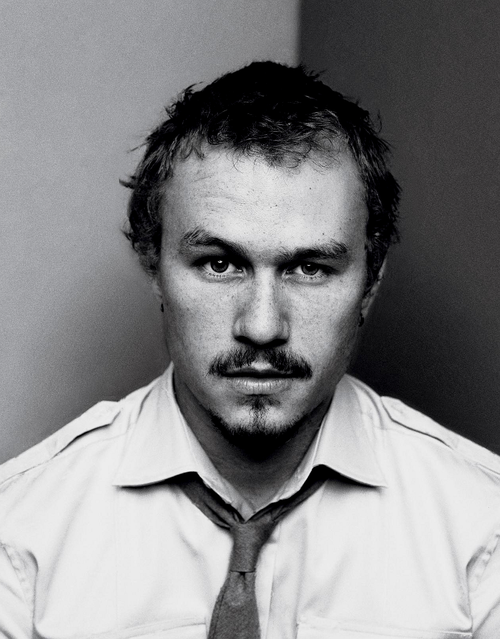 "Heath Ledger | April 4, 1979-January 22, 2008 ""If you are just safe about the choices you make, you don't grow."""