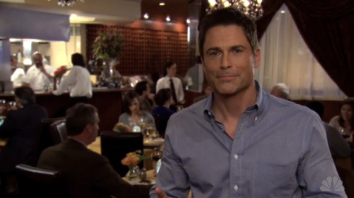 Rob Lowe, Parks and Recreation
