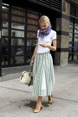 super pretty girl/outfit from Copenhagen Street Style, via Bliss @blissfulimages