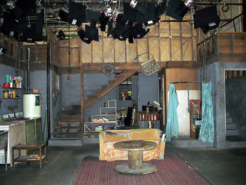 cashly:  felicite:  That 70's Show Basement set  <3