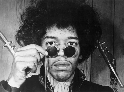 Hendrix sees what you just did there.