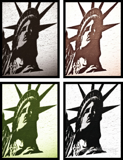Lady Liberty…my stylePhotographed in Sherman Oaks, CA1/22/11