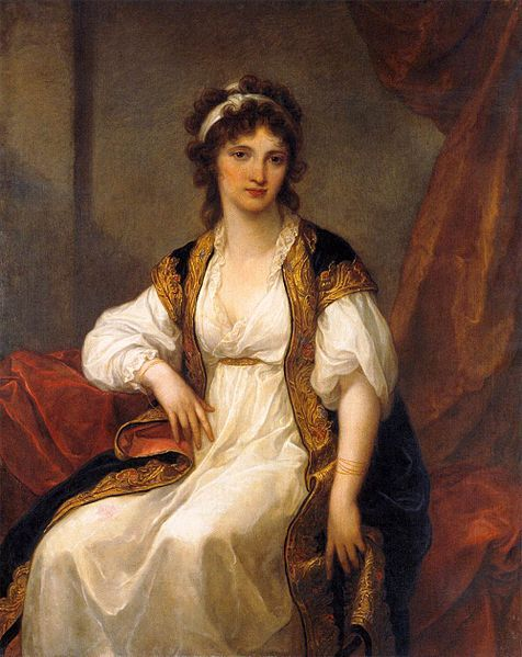 dusttracksonaroad:  haterina:   Angelica Kauffmann, Portrait of a Young Woman, 1781. Oil on canvas, 130 x 102 cm. Frankfurter Goethe-Museum, Frankfurt  Note the lambent white skin of the sitter, Tumblr. It was probably painted using crushed up, stolen dead bodies. During the 18th century, mummy brown was a prized pigment as it apparently gave a certain glow when used to paint flesh. The trope of whiteness = purity was still held during this period (and probably always will, thanks to white supremacism and classism). Since the pigment was imported from North Africa, there was also an element of conspicuous consumption - high-so women would want to be painted using expensive pigments such as lead white and mummy brown. Good quality, real mummy brown from Egyptian mummies were distinguished by their strong garlicky odour - so along with all the other paints and mediums and varnishes, these paintings were probably quite pungent. It just makes you wonder, doesn't it, about how beauty is bought on the backs of others…  boldness added.