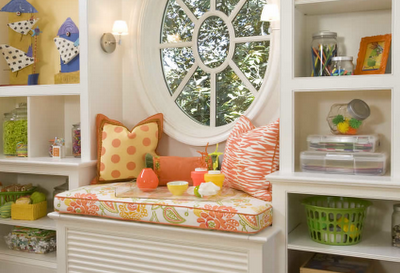 Design Dazzle: Kids' Craft & Play Room
