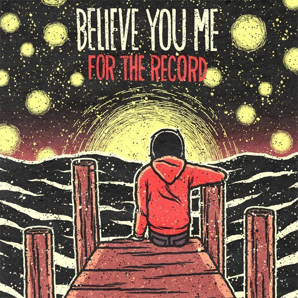 Believe You Me From South Bend, Indiana! This band reminds me a LOT of Hit The Lights, vocals and all, so if you like HTL, you'll dig Believe You Me. Check them out on Facebook!