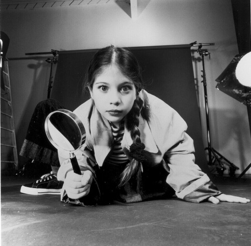 Harriet the Spy. My inspiration as a child.