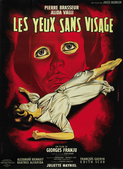 2headedsnake:  maquinariadelanube.wordpress.com  Eyes Without A Face - (1960)