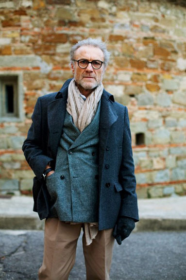 old man chic. looovee this look.