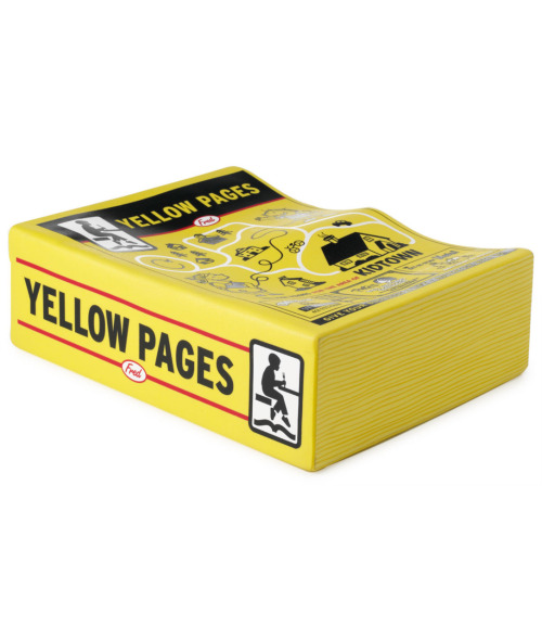 YELLOW PAGES BOOSTER SEAT here