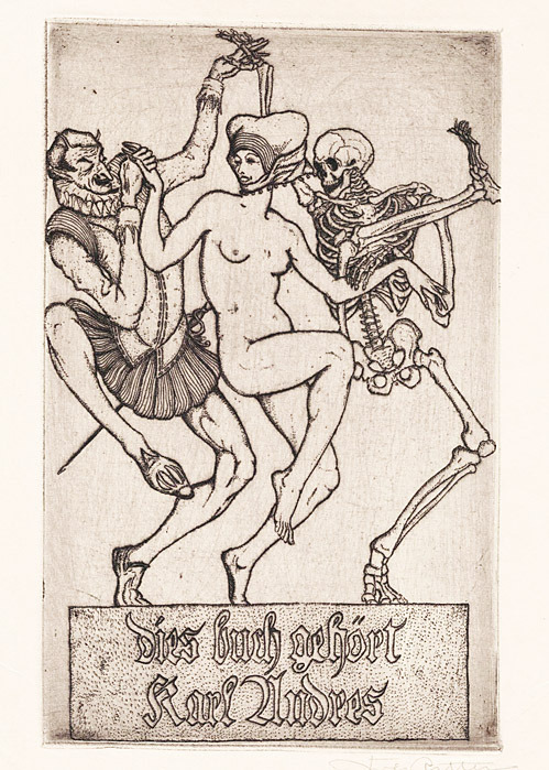 nevver:  Dancing with Death